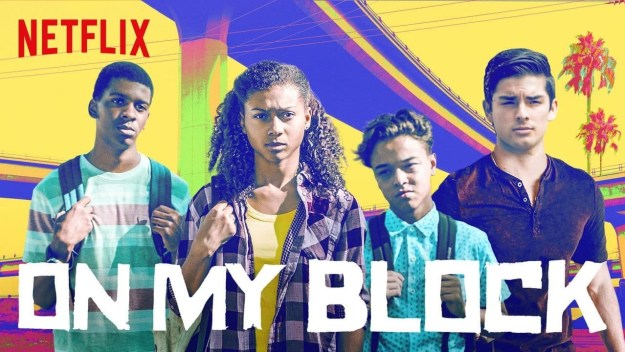 On My Block, Season 1 — March 16, 2018