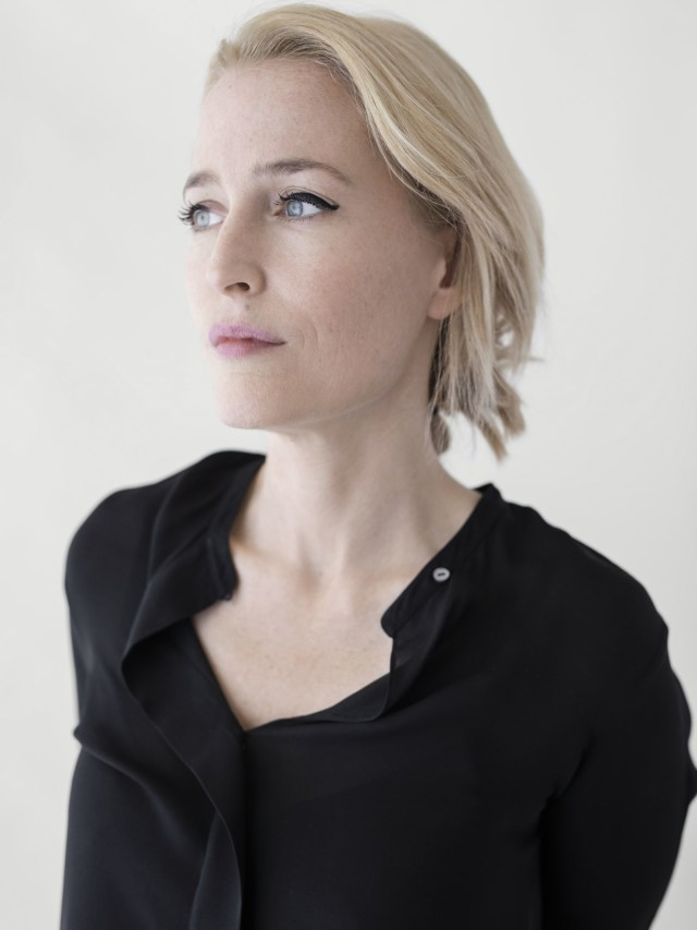 Gillian Anderson — actor, activist, and writer