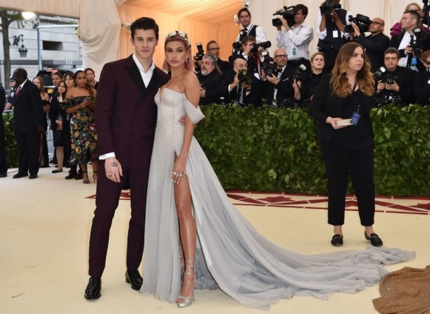 So when the two showed up TOGETHER at one of the most exciting nights in fashion, I couldn't stop smiling.