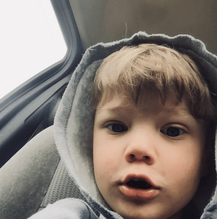 "She said, ""Chase has many sensory issues. It assists him with emotional regulation. It's no different than finding time to give any other attention or affection."""