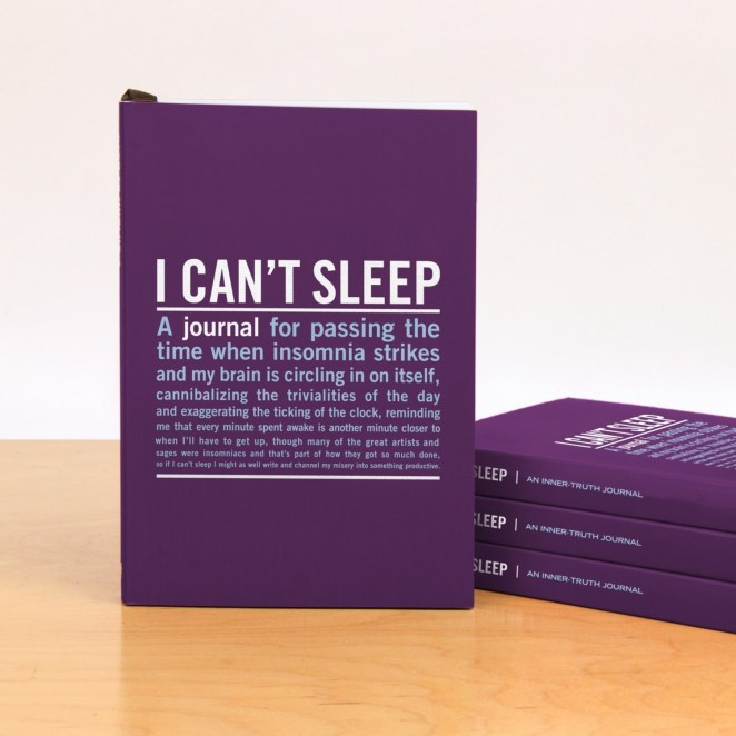 """Promising review: """"This is surprisingly helpful for my anxiety. If I wake up in the middle of the night I write down whatever popped in my head that woke me up and how there's nothing I can do about it at 3:37am so might as well go back to sleep. It's weird, but it helps."""" —Amazon CustomerGet it on Amazon for $11."""