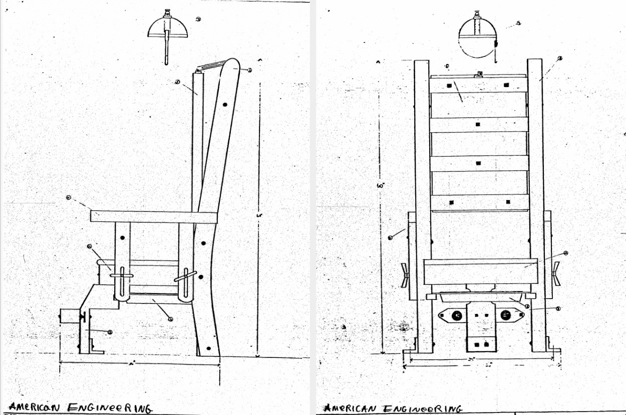 Here S The Horrifying History Of The Electric Chair That