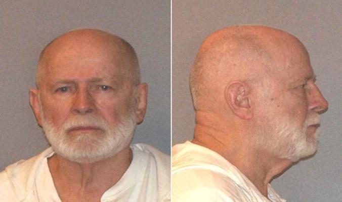 "James ""Whitey"" Bulger's mugshot in 2011."