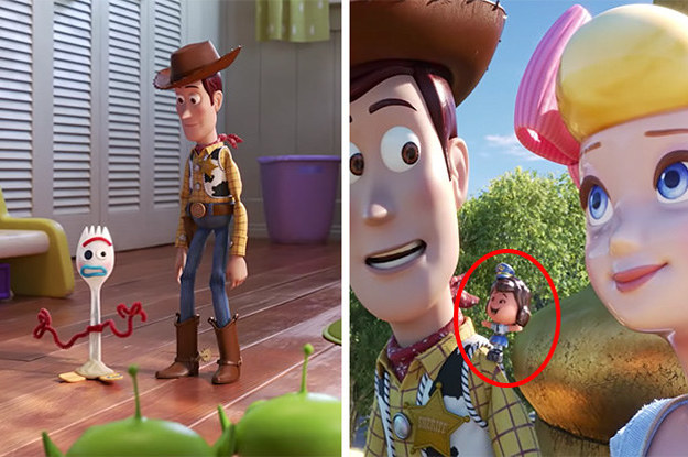 The Attention To Detail In The Toy Story 4 Trailer Will Blow