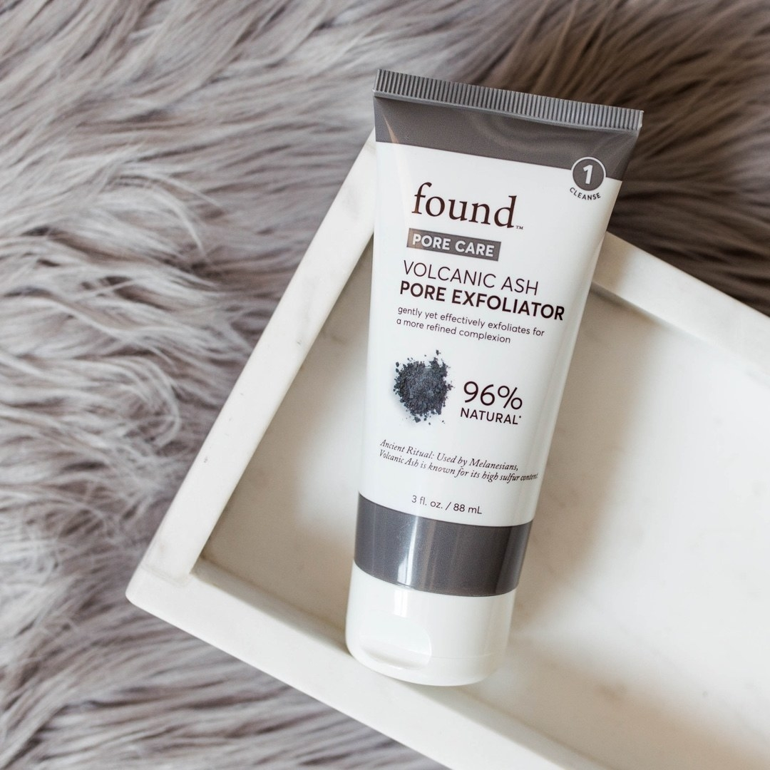"""Promising review: """"If you like gentle exfoliators, this is a good option. It's a little more gentle for my taste as I like exfoliating creams with more textures, but I would compare the quality to more expensive options like Vichy. I like the fact that it's natural and the smell is wonderful."""" —BeautyAlwaysWinsPrice: .88 (originally .88)"""