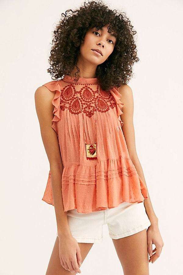 Get it from Free People for $88 (available in sizes XS-XL and three colors).