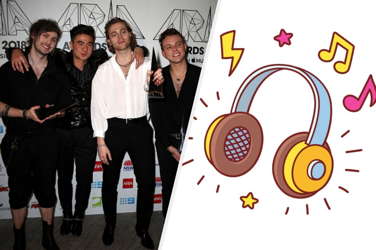 Which 5sos Song Are You Most Like Based On Your Random