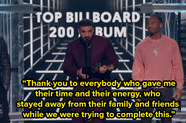 So humble.