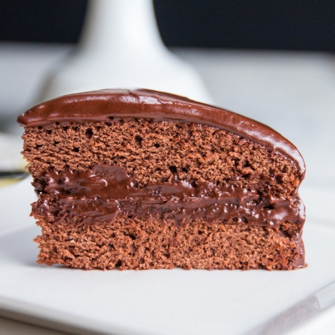 This recipe replaces only a few ingredients from a typical cake and the result will most definitely satisfy your sweet tooth. Get the chocolate cake recipe here.