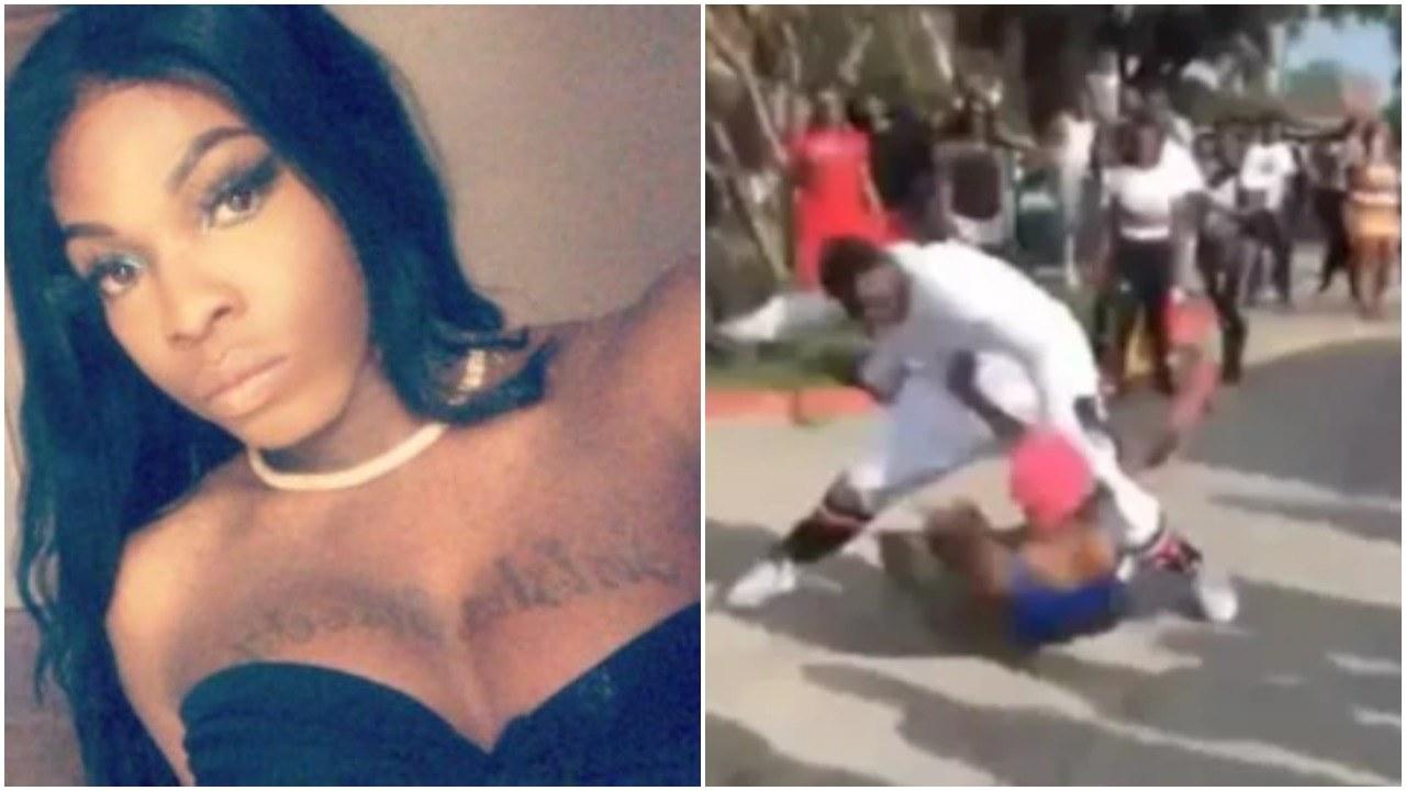 Muhlaysia Booker, The Transgender Woman Beaten In Broad ...