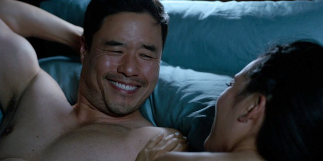 Yes, Keanu Reeves and Daniel Dae Kim were there too. And yes, they're hot. But this is about Randall right now!!