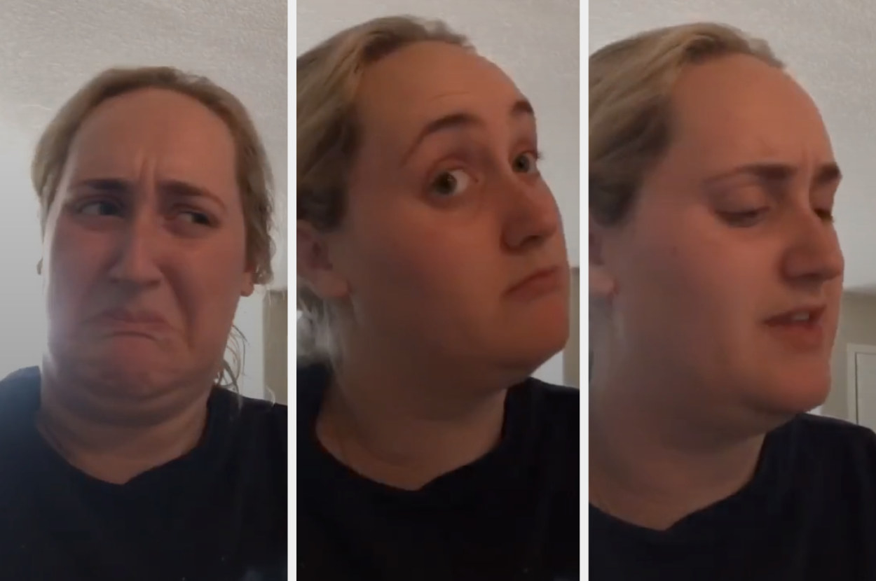 Woman Trying Kombucha Tiktok Has Become A Huge Meme