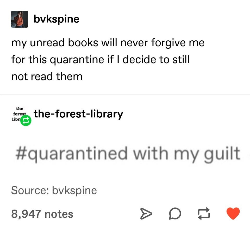 16 Quarantine Tumblr Posts That Are A Real Mood Right Now
