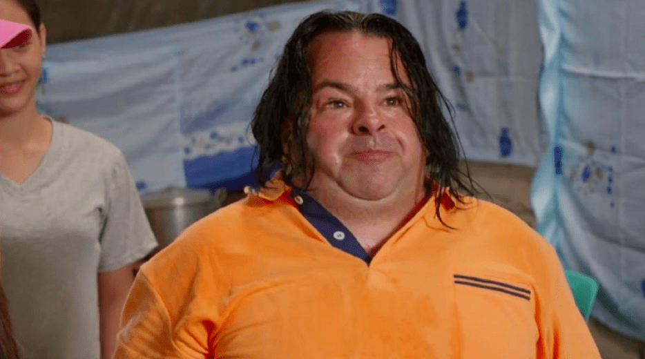 Ed From 90 Day Fiance Looks Like All Of The Impractical Jokers
