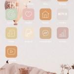 Ios14 Aesthetic App Icon Themes