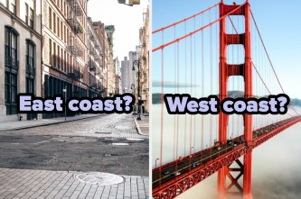 Which Coast Do You Actually Belong On?