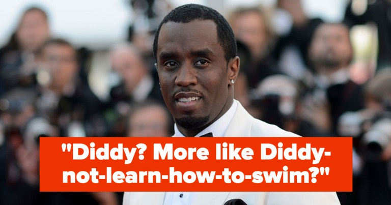 Diddy's Diving Fail Tweets That Are Too Funny