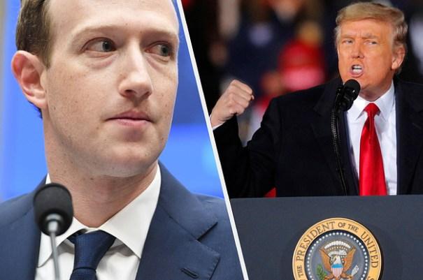 Facebook Has Banned Donald Trump