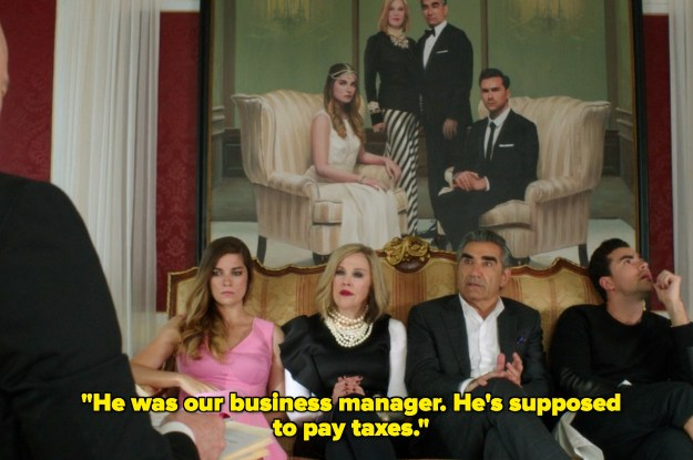 """""""He was our business manager. He's supposed to pay taxes"""""""