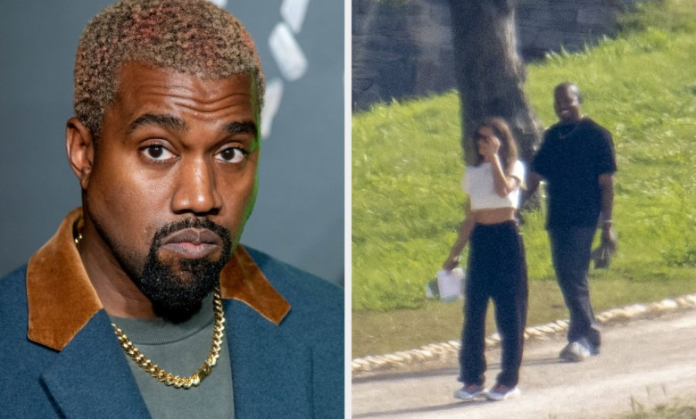 Kanye West And Irina Shayk Spark Dating Rumors