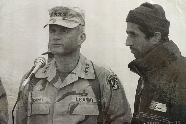 Inside The Secret Mission To Save The Afghan Interpreter Who Once Helped Rescue Joe Biden