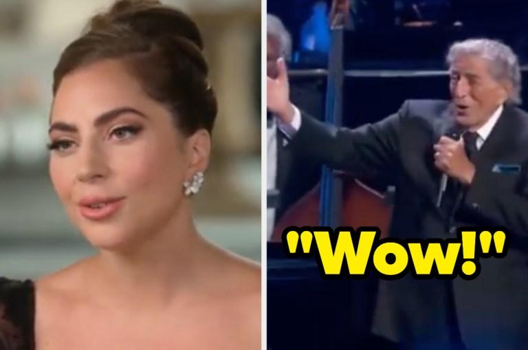 The Moment Tony Bennett Remembered Lady Gaga