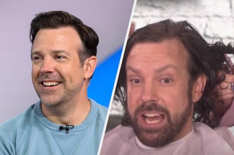Jason Sudeikis Recalls Haircut From Olivia Wilde On TV