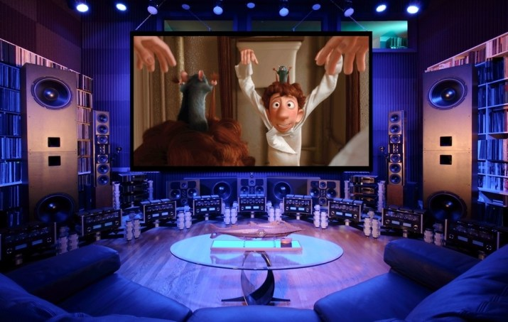 Home Theater Clean