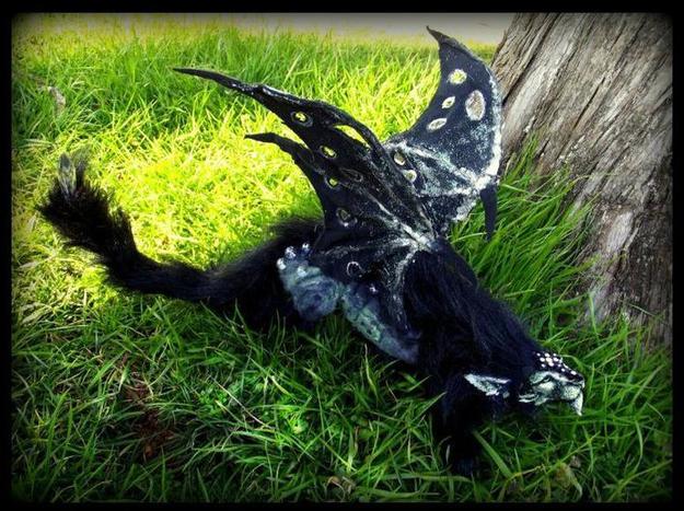 Wood Splitter Lee Dreamwalker Wolf