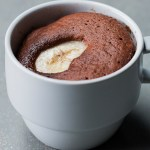 Chocolate Banana Mug Cake Recipe By Tasty