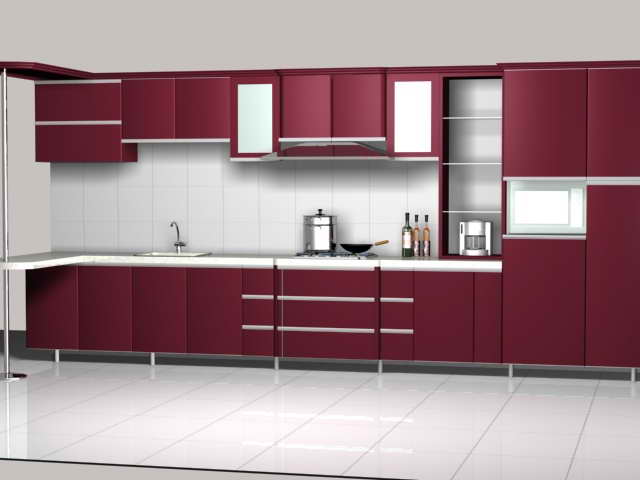 L Shaped Modular Kitchen Design Images