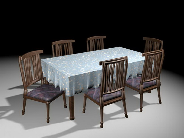 3 Sets Piece Room Dining