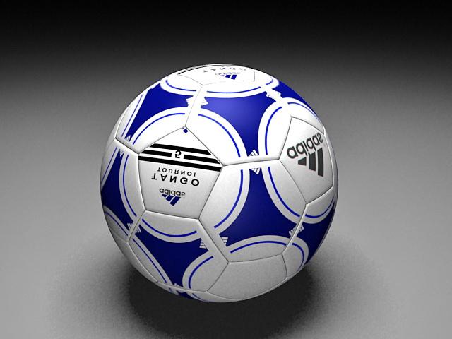 Adidas Soccer Ball 3d Model 3D Studio Files Free Download