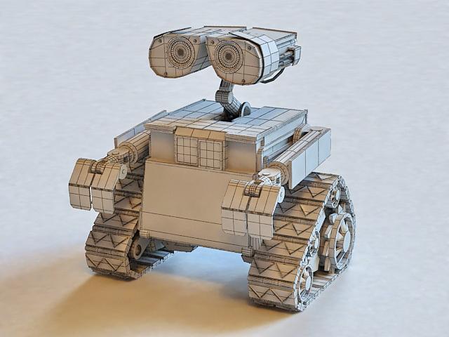 3d Model Robot Warrior Mech - Modern Home Revolution