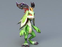 Rabbit 3d Model Free Download Page 2