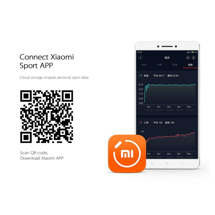 coupon: PW02B XIAOMI Smart Bluetooth Sport Watch