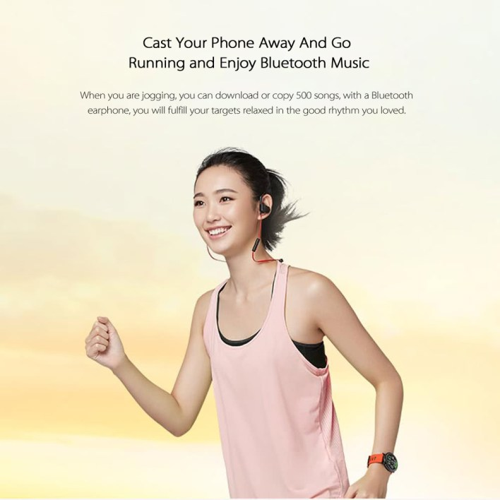coupon: PW02B XIAOMI Smart Bluetooth Sport Watch