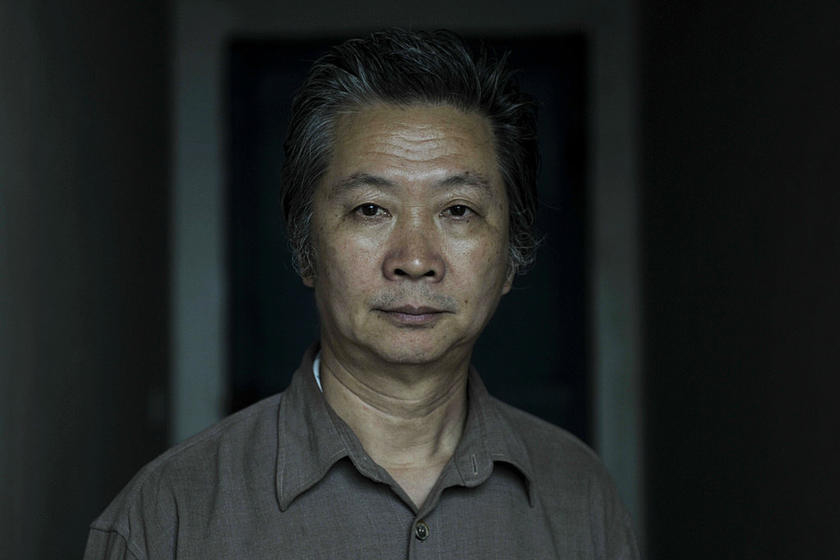 Chen Keyun, also released from jail this year, pictured the day after he was exonerated, on May 4. Chen was wrongfully convicted of masterminding the bombing. During his trial, his wife Xie Qing would also be sentenced to three years in prison for perjury / CFP _The Exonerated