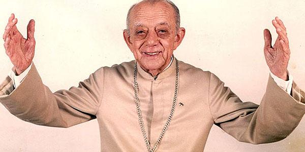 """Dom Hélder Câmara, declarado """"Servo de Deus"""" pela Santa Sé / Foto: Arquivo"""