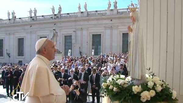 Resultado de imagem para Papas em Fátima