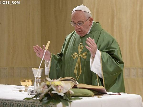 Papa pede oração pelos bispos, colunas da Igreja / Foto: L'Osservatore Romano