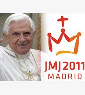 Papa e a JMJ2011 - Canção Nova