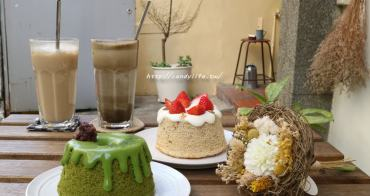 台中美食│小麥菓子〃台中超夯小戚風蛋糕,好吃又療癒~還有生日蛋糕,需提前預定哦!!