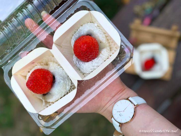 20180304112105 43 - 和日手作│IG熱門打卡點,美美的草莓大福與傳統客家麻糬