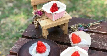 台中美食│和日。手作〃IG熱門打卡點!!台中也有美美的草莓大福啦~