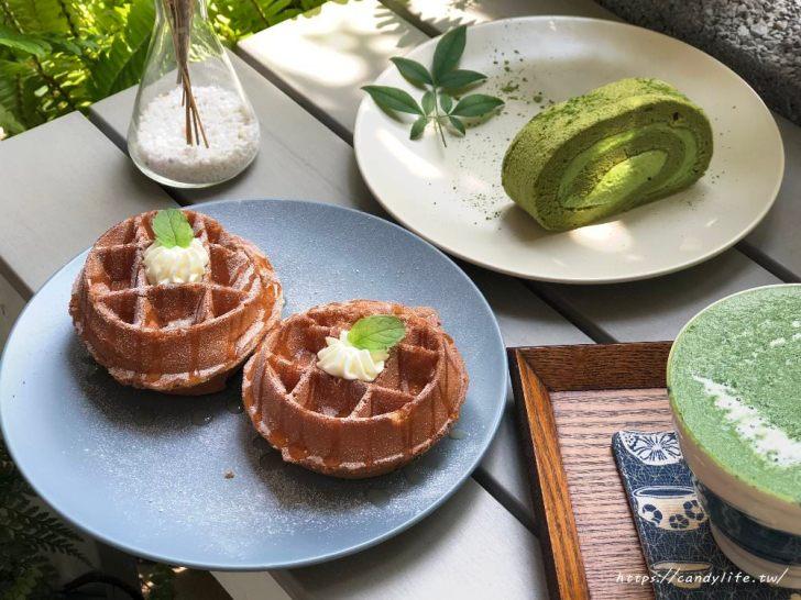 20180524224335 31 - 抹茶控必訪Yasumi cafe!還有超好吃的麻糬鬆餅唷~