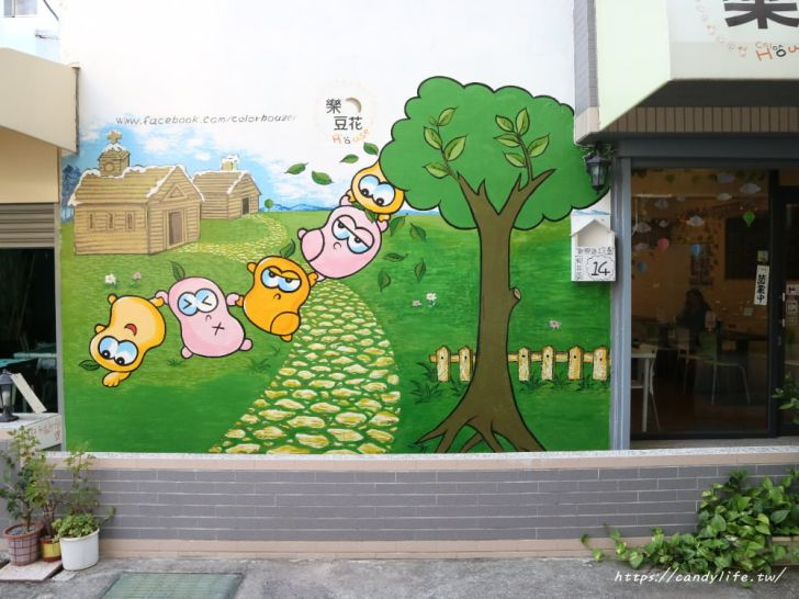 20180722102210 66 - 東海商圈隱藏版人氣樂豆花,創意綿綿冰必點!還有可愛彩繪牆唷~