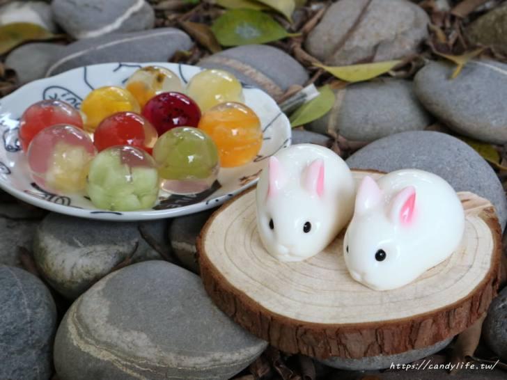 20180902142011 8 - 一中商圈創意甜點新亮相!可愛兔子寒天鮮奶酪,每人限購三隻,還有繽紛寒天水果凍唷~