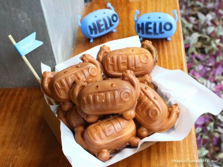 20180908213019 15 - 可愛漢堡堡搬新家,還有超可愛hello雞蛋糕新登場~(已歇業)