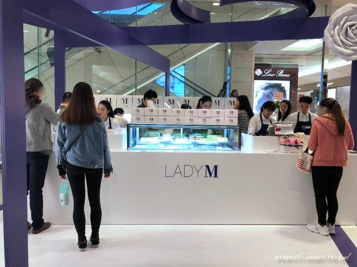 20190118133149 85 - 人氣千層蛋糕Lady M進軍台中!期間快閃,6款Lady M熱銷蛋糕在台中也吃的到~